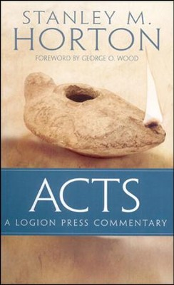 Acts: A Logion Press Commentary   -     By: Stanley Horton