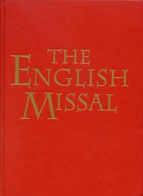 The English Missal, 5th Edition  -