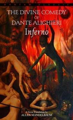 Inferno - eBook  -     By: Dante Alighieri