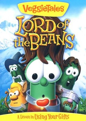 Lord of the Beans, VeggieTales DVD   -