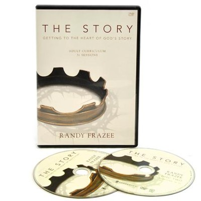 The Story: Getting to the Heart of God's Story - DVD - Slightly Imperfect  -