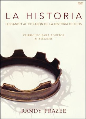 La Historia, DVD (The Story, DVD)  -     By: Randy Frazee, Max Lucado