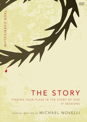 The Story: Teen Curriculum, DVD    -     By: Michael Novelli