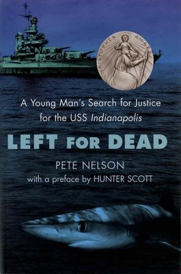 Left for Dead - eBook  -     By: Pete Nelson