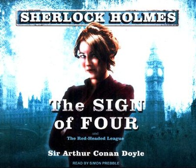 The Sign of Four, Unabridged Audio CD  -     By: Arthur Conan Doyle