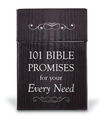 101 Bible Promises for Your Every Need  -