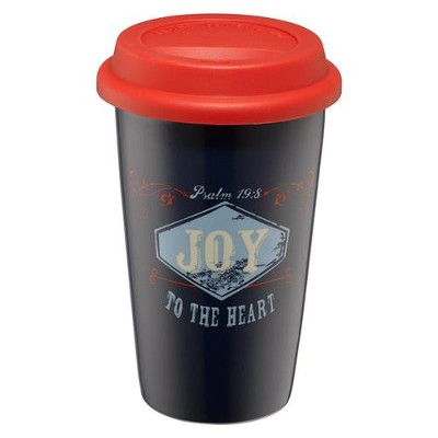 Joy Ceramic Travel Mug   -