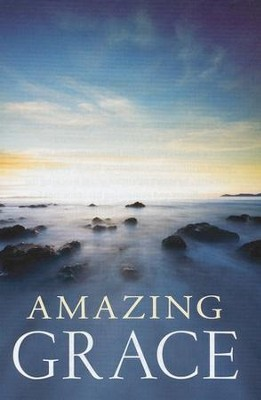 Amazing Grace (KJV), Pack of 25 Tracts   -     By: Christin Ditchfield