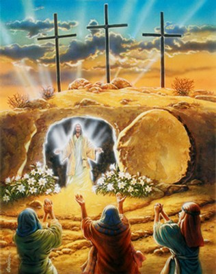 Resurrection Countdown Calendar  -