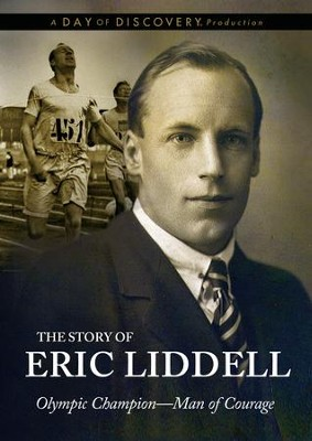 The Story of Eric Liddell DVD  -