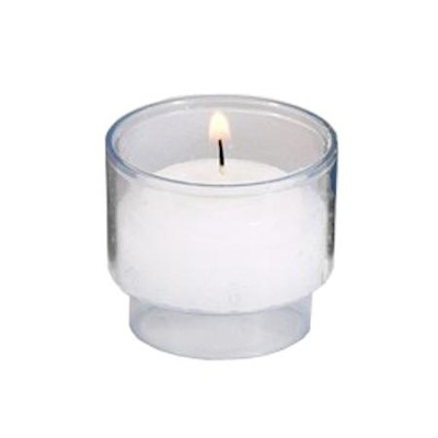 Votive Candles, 4 hour, Box of 126    -