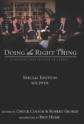 Doing the Right Thing: BreakPoint and Truth in Action Ministries Edition  -     By: Charles Colson, George Rogers