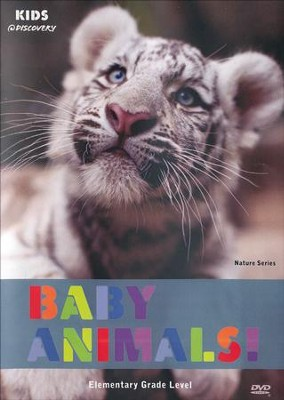 Baby Animals! DVD  -