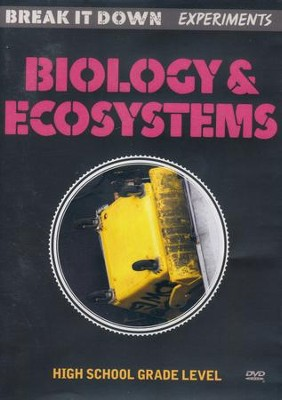 Biology & Ecosystems DVD  -