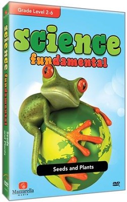 Science Fundamentals: Seeds and Plants DVD   -