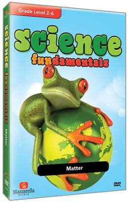 Matter DVD, Science Fundamentals   -