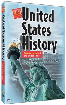 U.S. History: Reconstruction of the United States DVD  -