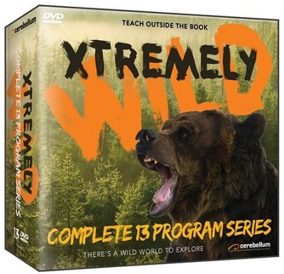 Xtremely Wild DVD Super Pack  -