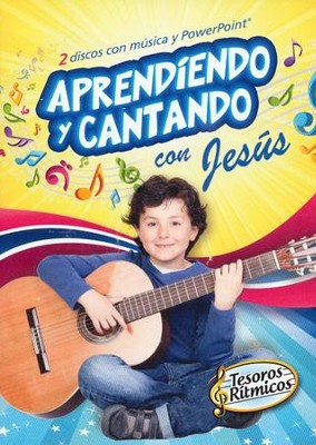 Tesoros Rítmicos: Aprendiendo y Cantando con Jesús  (Rhythmic Treasures: Learning and Singing with Jesus), DVD  -     By: Various Authors
