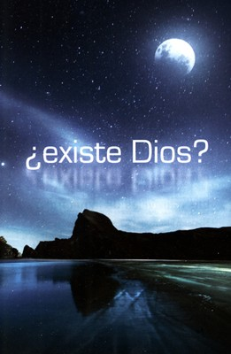 ¿Existe Dios? Paquete de 25 Tratados  (Is There A God? Tracts, Pack of 25)  -     By: Dr. J. Allen Blair