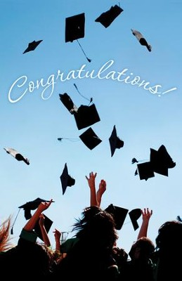 Graduation Celebration Bulletins, 100  -