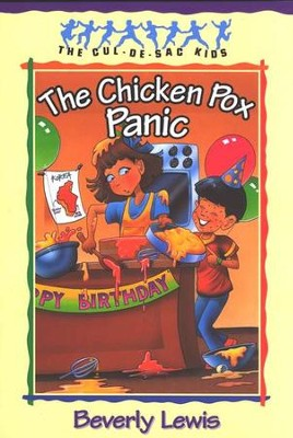 The Chicken Pox Panic, Cul-de-Sac Kids #2   -     By: Beverly Lewis
