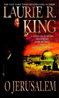 O Jerusalem - eBook  -     By: Laurie R. King