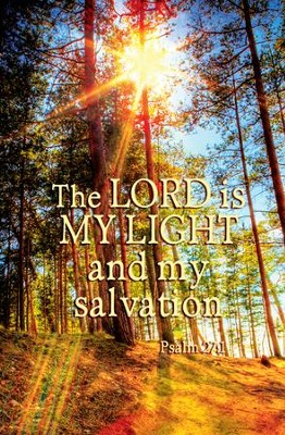 The Lord Is My Light and My Salvation (Psalm 27:1)   -