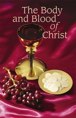 Body and Blood of Christ, Chalice, Hosts and Grapes, Bulletins, 100  -