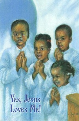 Yes, Jesus Loves Me, Bulletins, 100  -