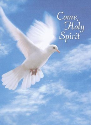 Come Holy Spirit, Bulletins, 100  -