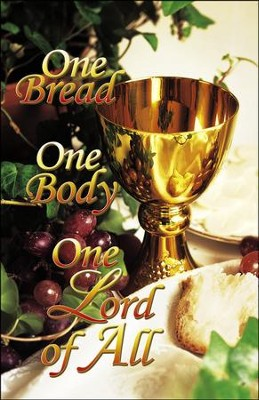 One Bread One Body, Chalice, Bulletins, 100  -