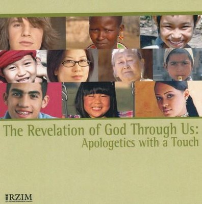 The Revelation of God Through Us - CD Touch  -     By: Ravi Zacharias