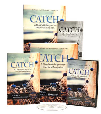 CATCH: Planning Kit  -     By: Debi Nixon, Adam Hamilton