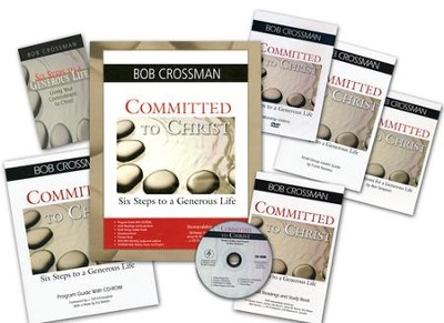 Committed to Christ Planning Kit  -     By: Robert Crossman