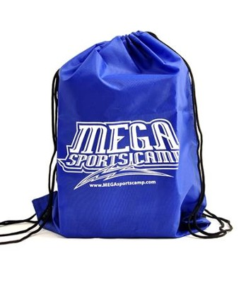 Mega Sports Camp Backpack, blue   -