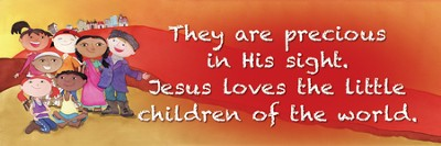 They are Precious (1 John 5:2) Bookmarks, 25  -