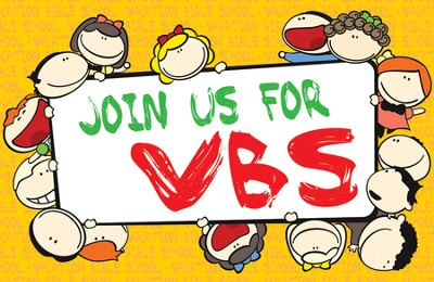 Join Us for VBS (Psalm 100:5) Postcards, 25  -