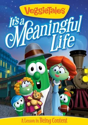 It's A Meaningful Life DVD   -     By: VeggieTales
