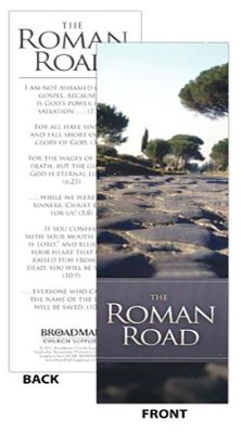 Roman Road Bookmarks 25 Christianbook Com