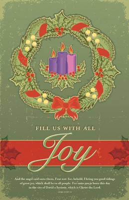 Advent Joy, Bulletins, 100  -