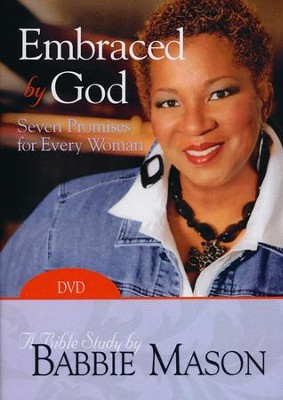 Embraced by God Bible Study DVD: Seven Promises for Every Woman  -