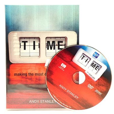 Time of Your Life, Group Curriculum DVD   -     By: Andy Stanley