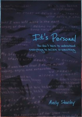 It's Personal, DVD   -     By: Andy Stanley