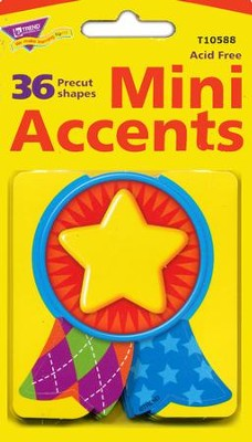 Star Medal Mini Classic Accent  -