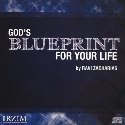 God's Blueprint For Your Life - CD   -     By: Ravi Zacharias