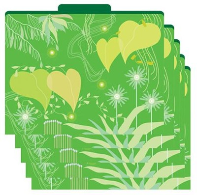 Go Green File Folders  -