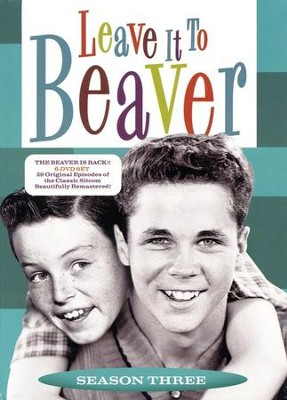 Leave It To Beaver: The Complete Third Season, DVD Set   -