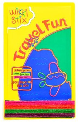 Wikki Stix Travel Fun  -