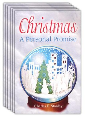 Christmas, A Personal Promise, 25 Tracts  -